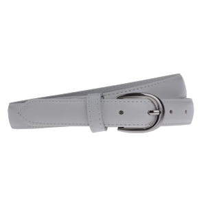 Cintura Sottile (2 cm) Barva pásku: bílá