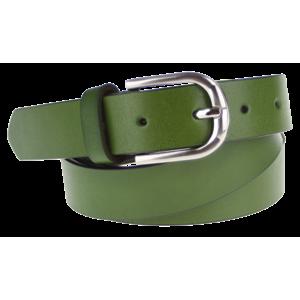Cintura Liscio (2,8 cm) Barva pásku: zelená