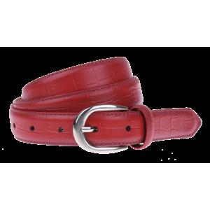 Cintura Cocco (2,4 cm) Barva pásku: červená